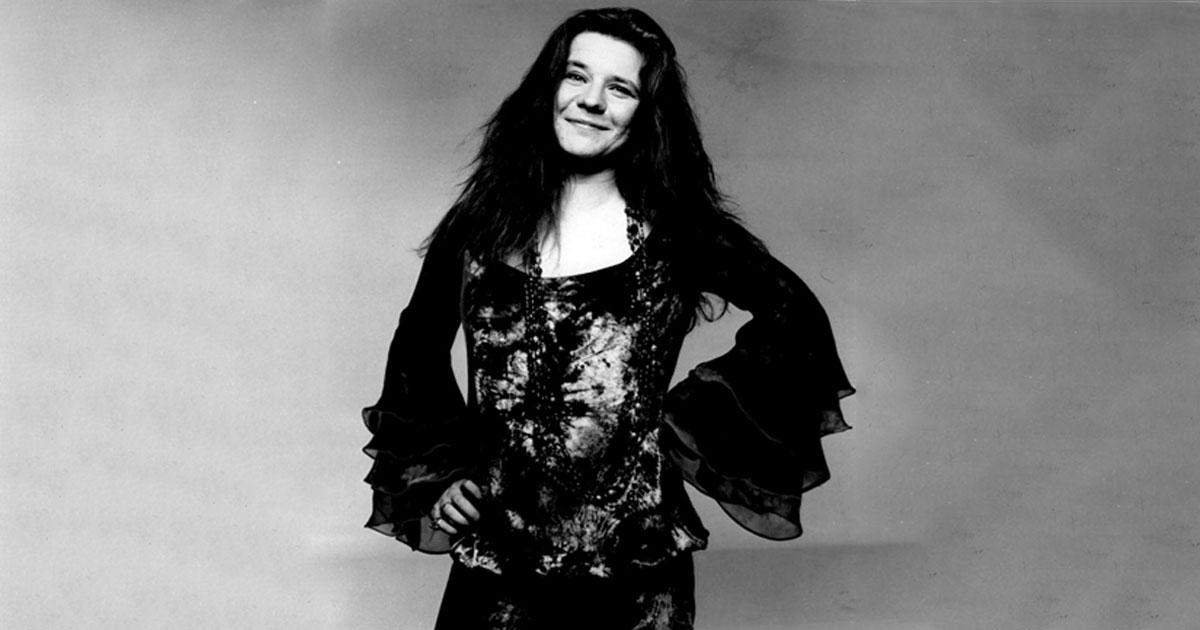 "Janis Joplin: Unser Porträt über ""Little Girl Blue"""
