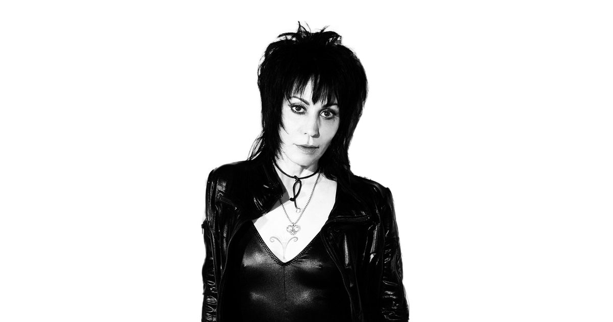 Happy Birthday, Joan Jett: 12 Fakten über die Rock'n'Roll-Rebellin