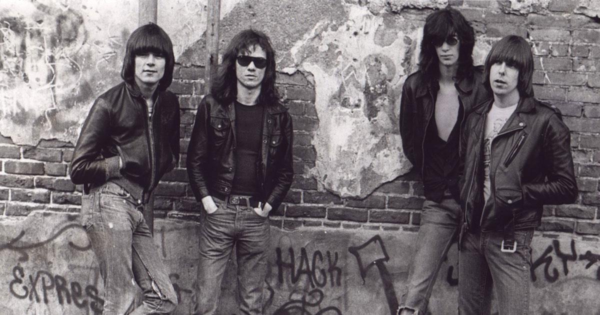 Johnny Ramone: Wir feiern den Erfinder der Punk-Gitarre
