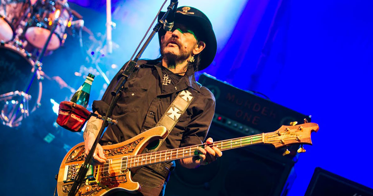 """Born To Lose, Lived To Win"": Unser großes Portrait über Lemmy Kilmister!"
