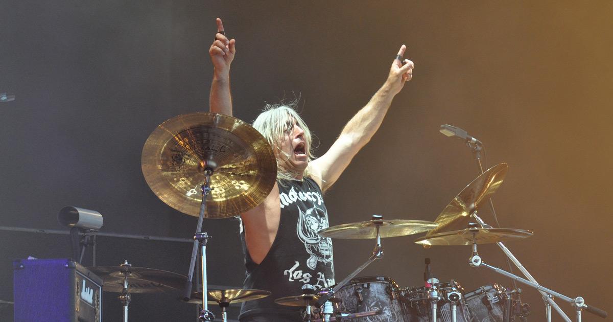"""Mikkey Dee: Unser Porträt über den """"Best Drummer In The World"""""""