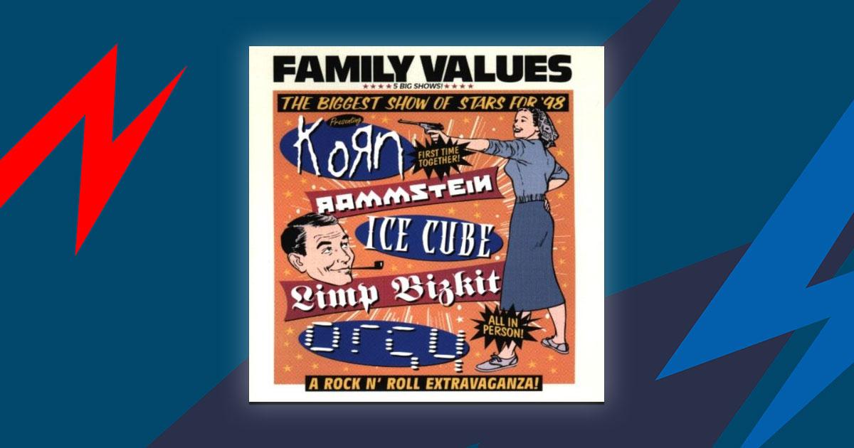 Family Values: Die verrückte Tour von Rammstein, KoRn und Limp Bizkit