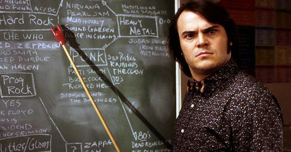 Rock'n'Roll High School: Diese Rockstars waren Lehrer