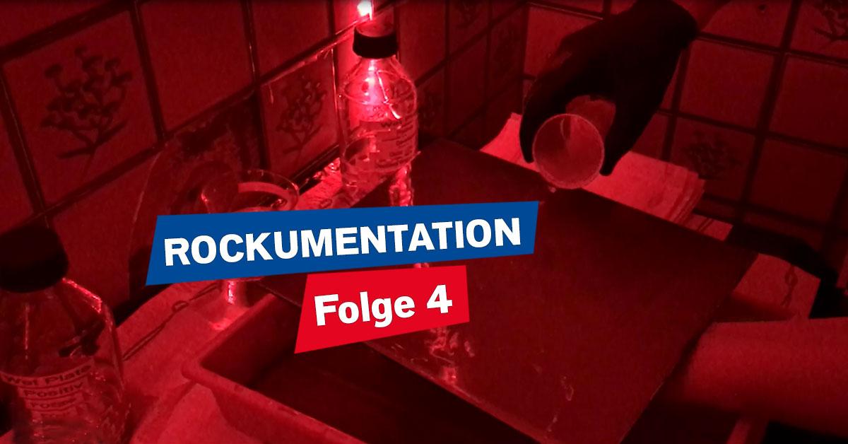Die ROCKUMENTATION - Folge 4: Das Fotoshooting