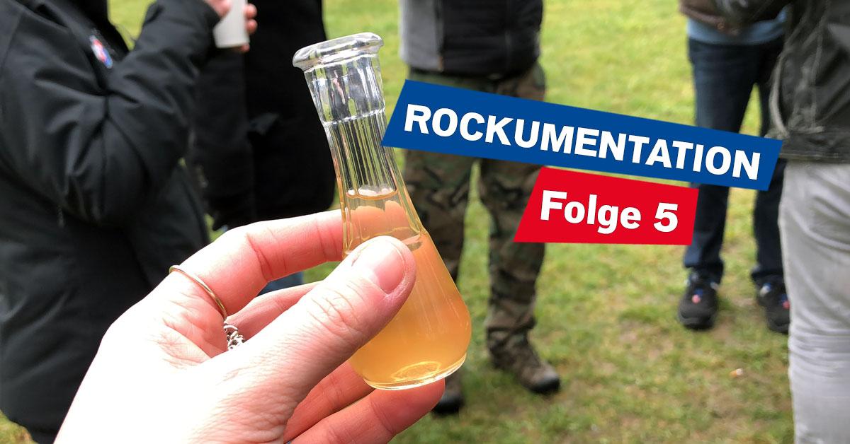 Die ROCKUMENTATION - Folge 5: Der Videodreh