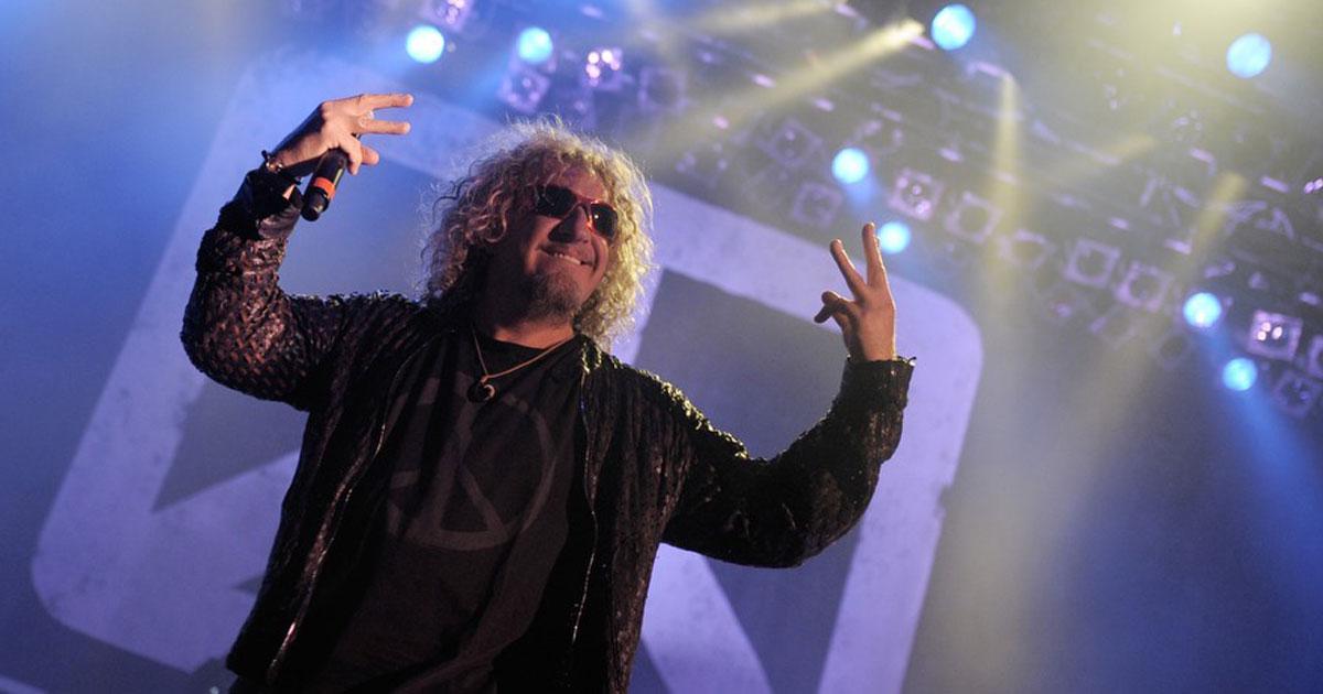 Mas Tequila: Ex-Van Halen-Sänger Sammy Hagar feiert 72.!