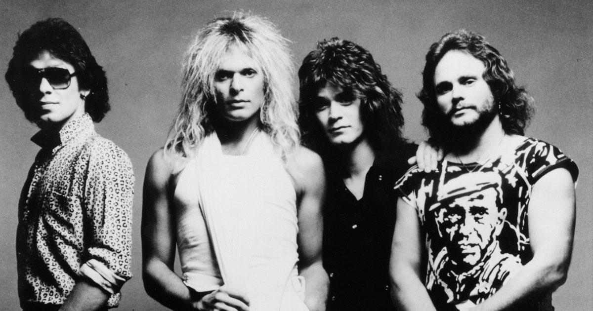 Van Halen: 10 Fakten über die Hard Rock-Legende