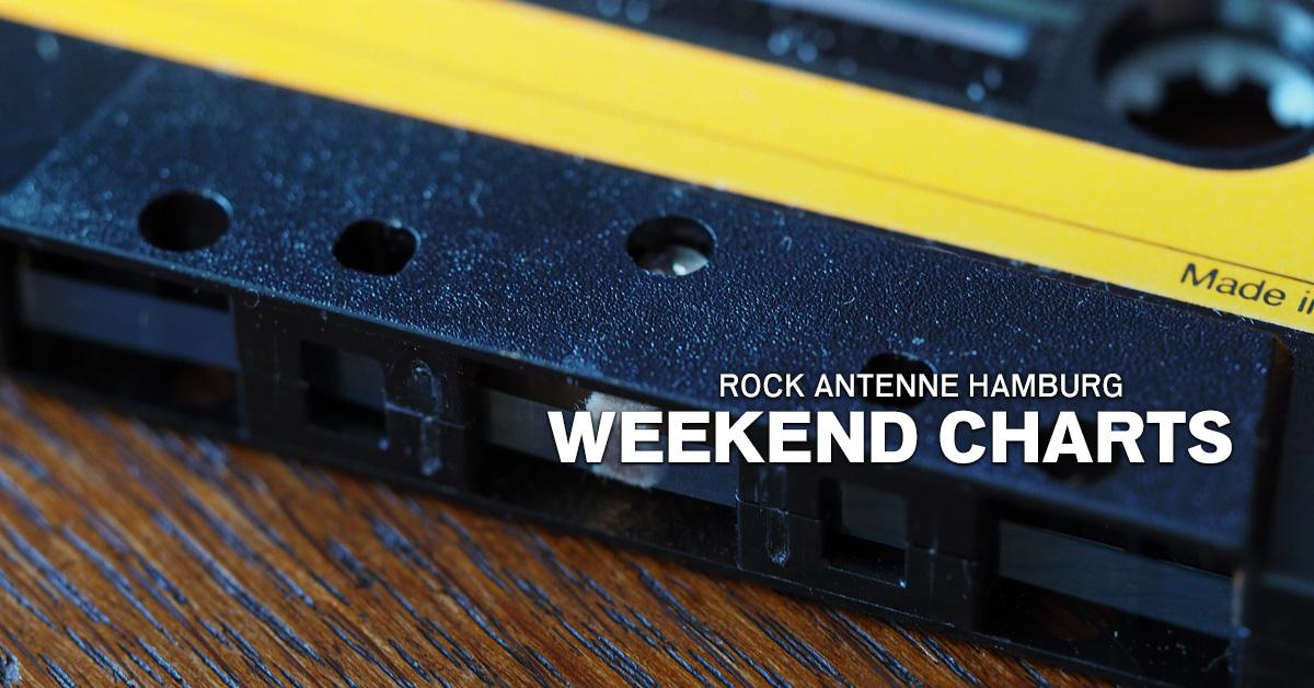 Weekend Charts: Die besten Rocksongs der 80er - jetzt abstimmen!
