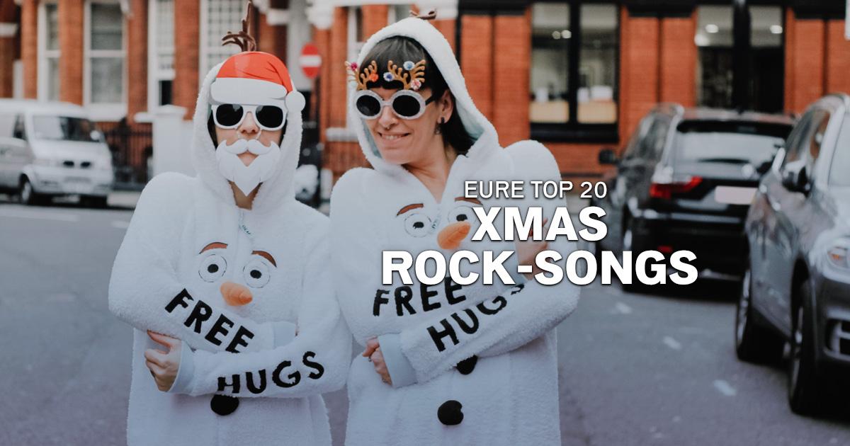 Weekend Charts: Eure Top 20 Xmas-Rocksongs!