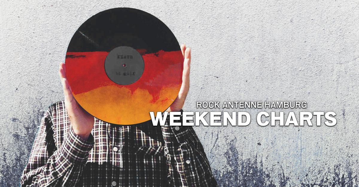 Weekend Charts: Die größten Deutschrock-Kracher - jetzt abstimmen!
