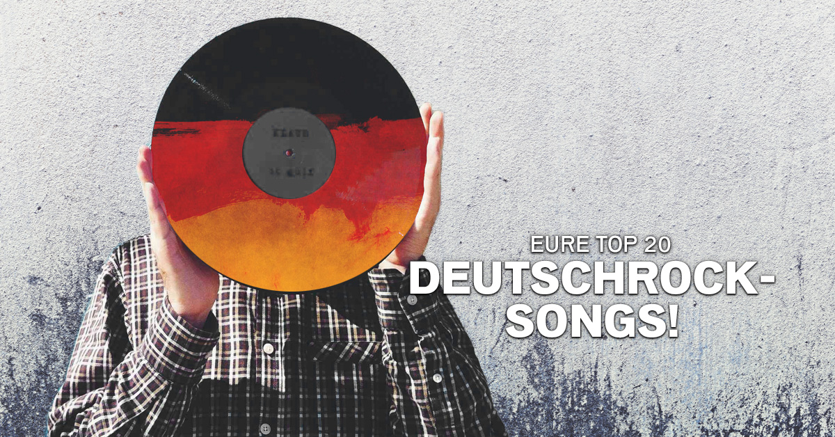 Weekend Charts: Eure Top 20 Deutschrock-Kracher!