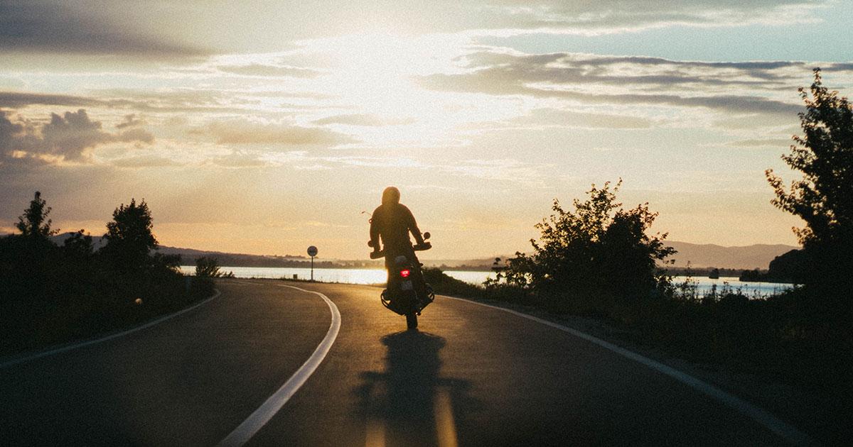 Die 10 besten Rocksongs... zum Motorradfahren!