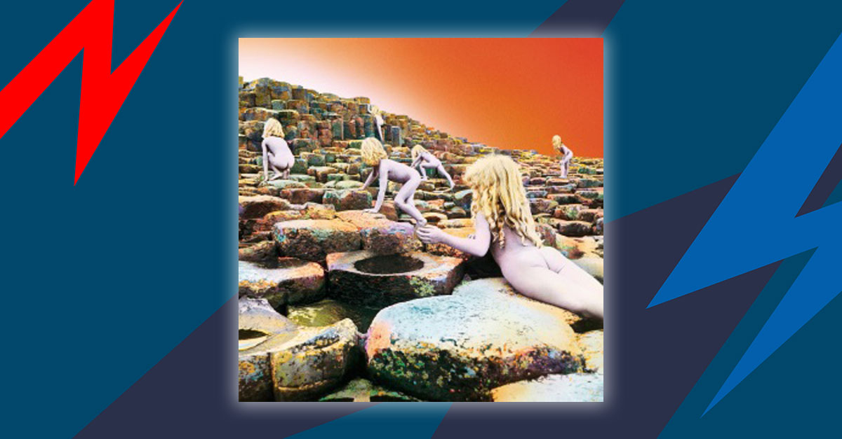"Led Zeppelin - ""Houses Of The Holy"""