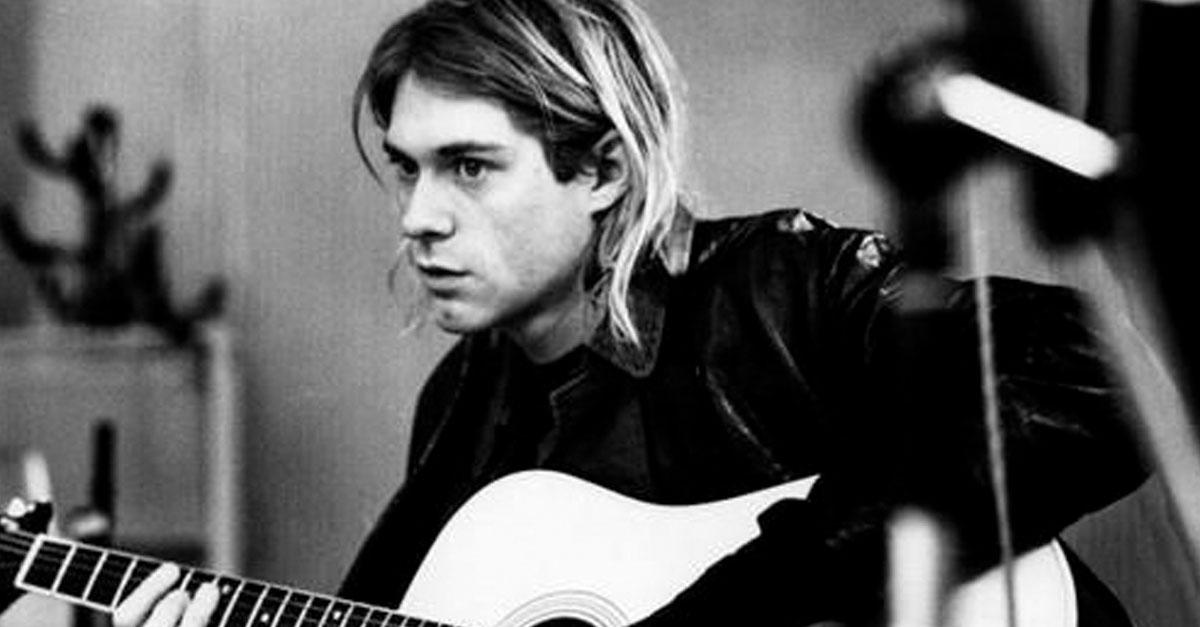 Kurt Cobain: Die tragische Geschichte des Frontmanns von Nirvana