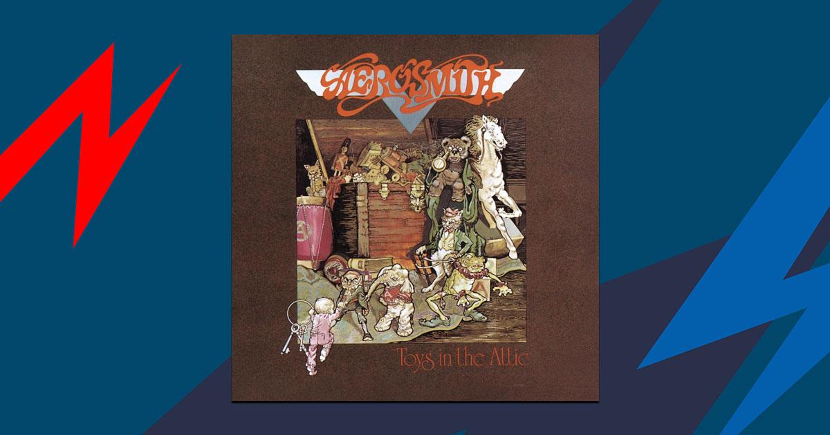 45 Jahre Toys In The Attic: Fünf Fakten rund um den Aerosmith-Meilenstein