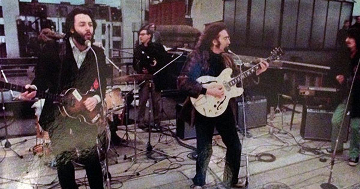 The Beatles: Auf Zeitreise zu ihrem letzten Konzert 1969