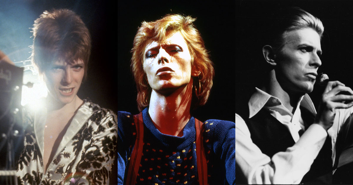 Test: Ziggy oder Duke - welcher David Bowie-Charakter bist du?