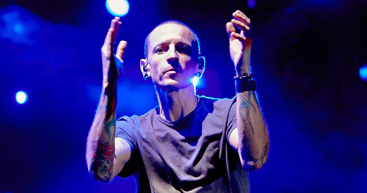 Rock in Peace, Chester Bennington: Shadow of the Day