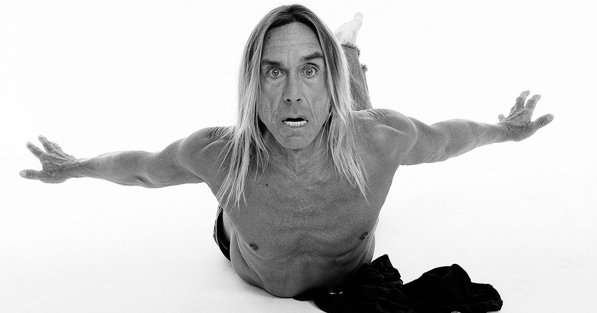 "Iggy Pop: Der Godfather of Punk im Porträt - ""Real Wild Child"""