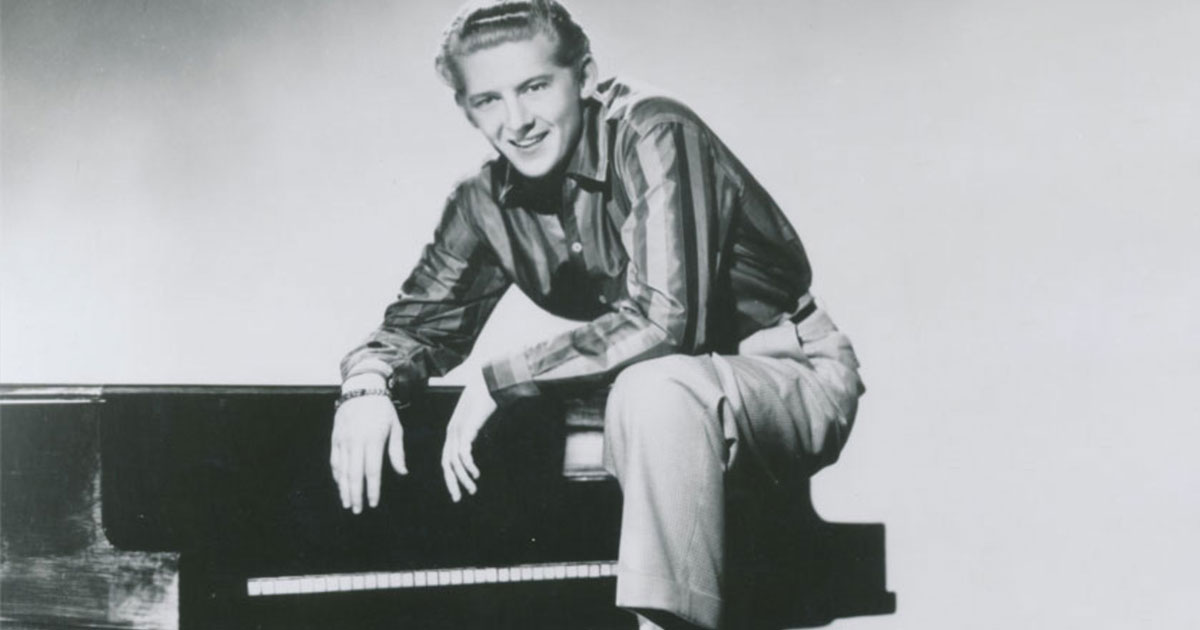 Jerry Lee Lewis: Unser Porträt über den Teufelspianist