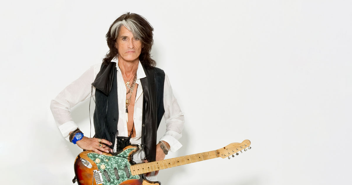 Happy Birthday, Joe Perry: Der Toxic Twin wird 69