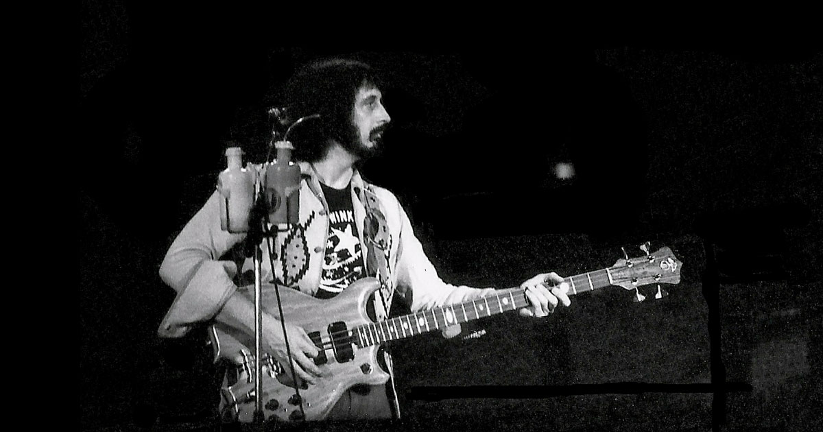 John Entwistle: Das Genie am Bass von The Who