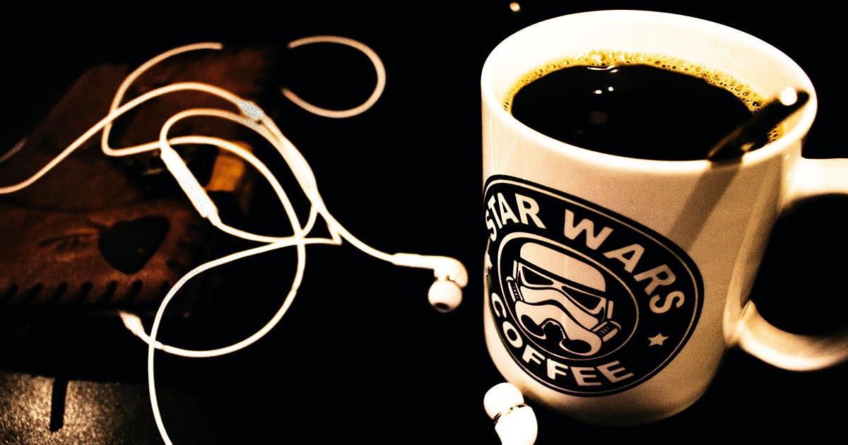 Die 10 besten Rocksongs... zum Kaffeetrinken