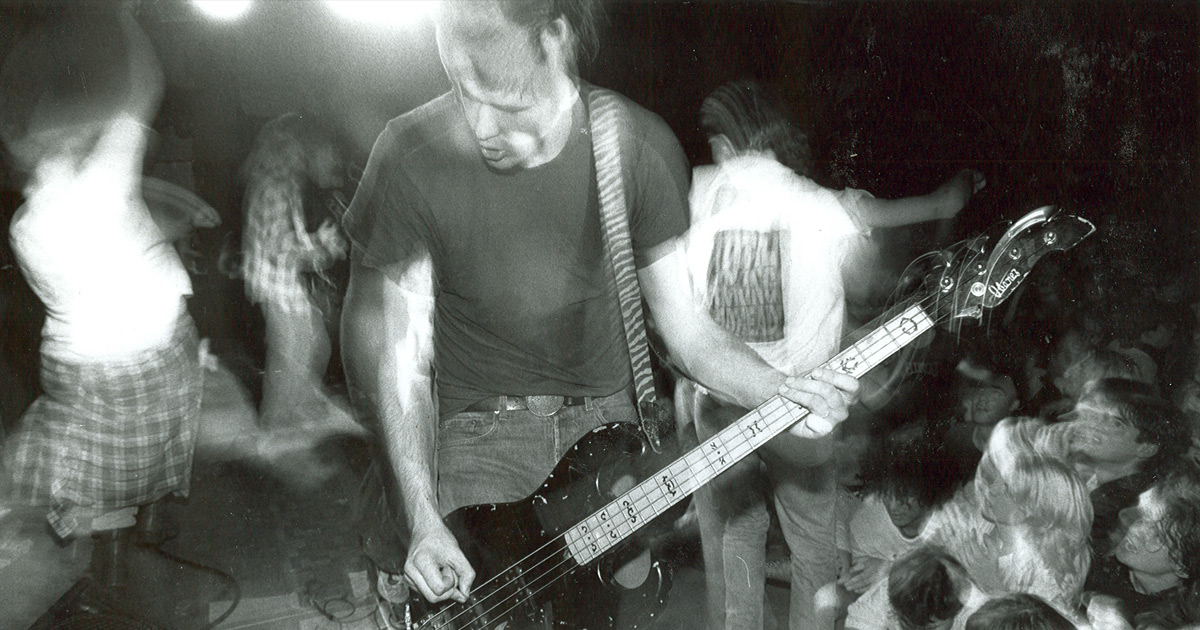 Krist Novoselic: Der zurückhaltende Nirvana-Bassist im Porträt