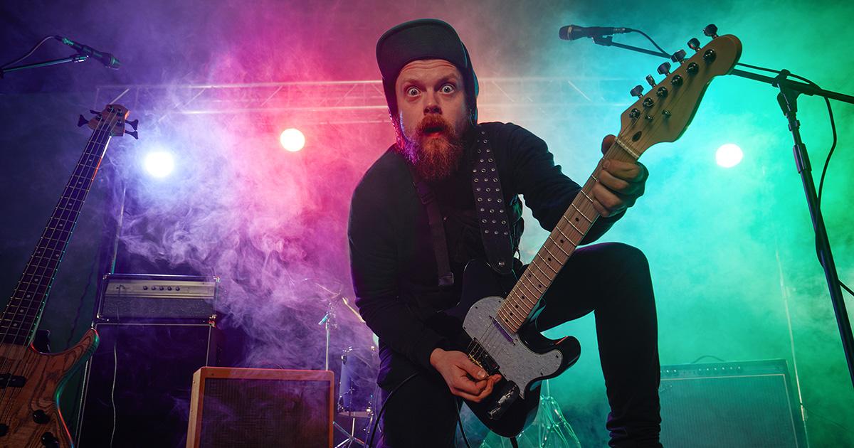 Welcome To The Show: Die kuriosesten Rock-Konzerte