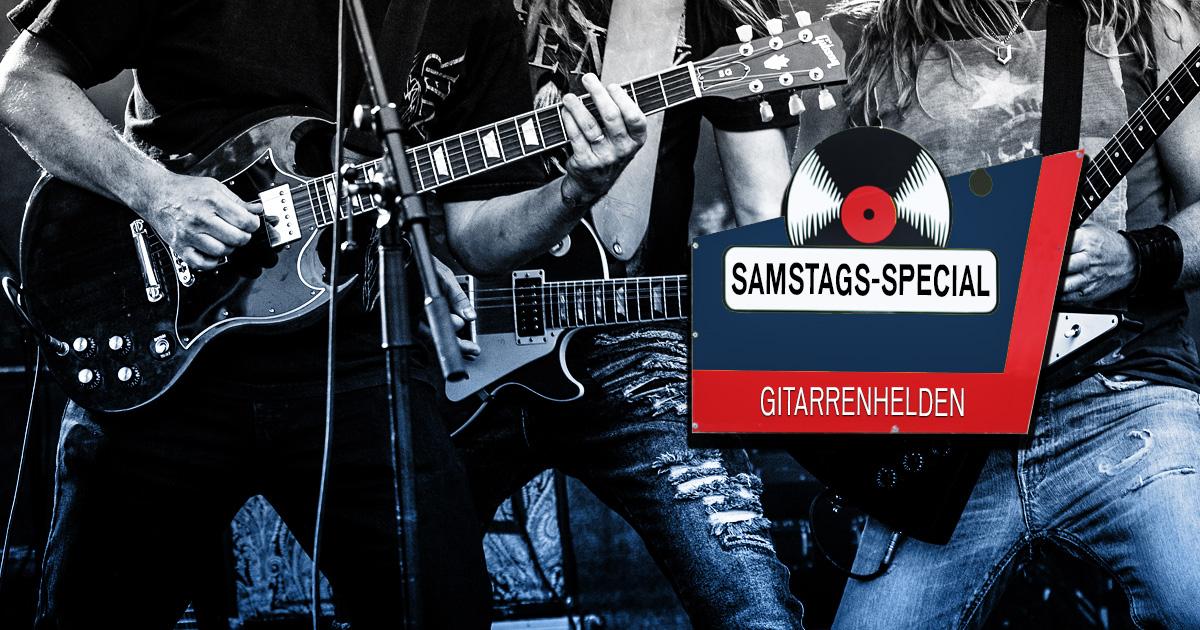 Samstags-Special: Die besten Gitarristen - jetzt mitvoten!
