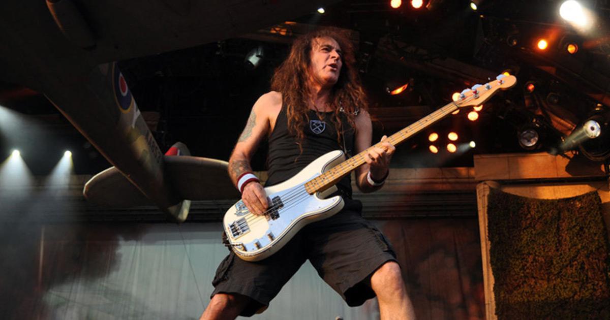 Can I Play With Basses: Unser Porträt über Iron Maiden-Gründer Steve Harris