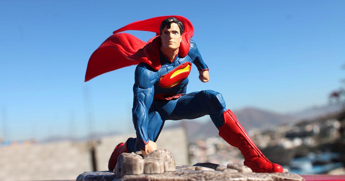 Will You Still Call Me Superman: Helden aus der Rock-Welt