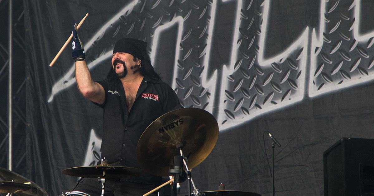 Vinnie Paul: Unser Porträt über das Drummer-Genie