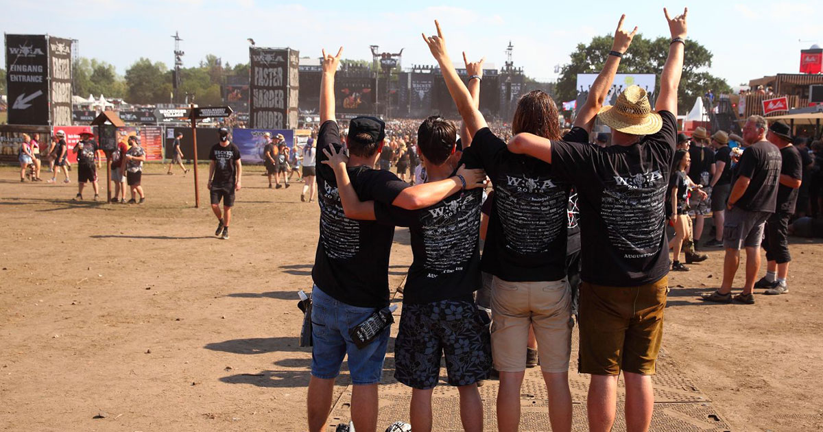 Das Wacken Open Air: 10 harte Fakten über den Holy Ground