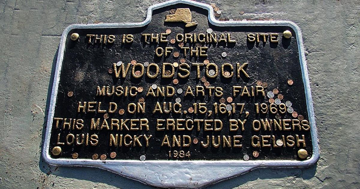 50 Jahre Woodstock: 10 Fakten über das legendäre Festival