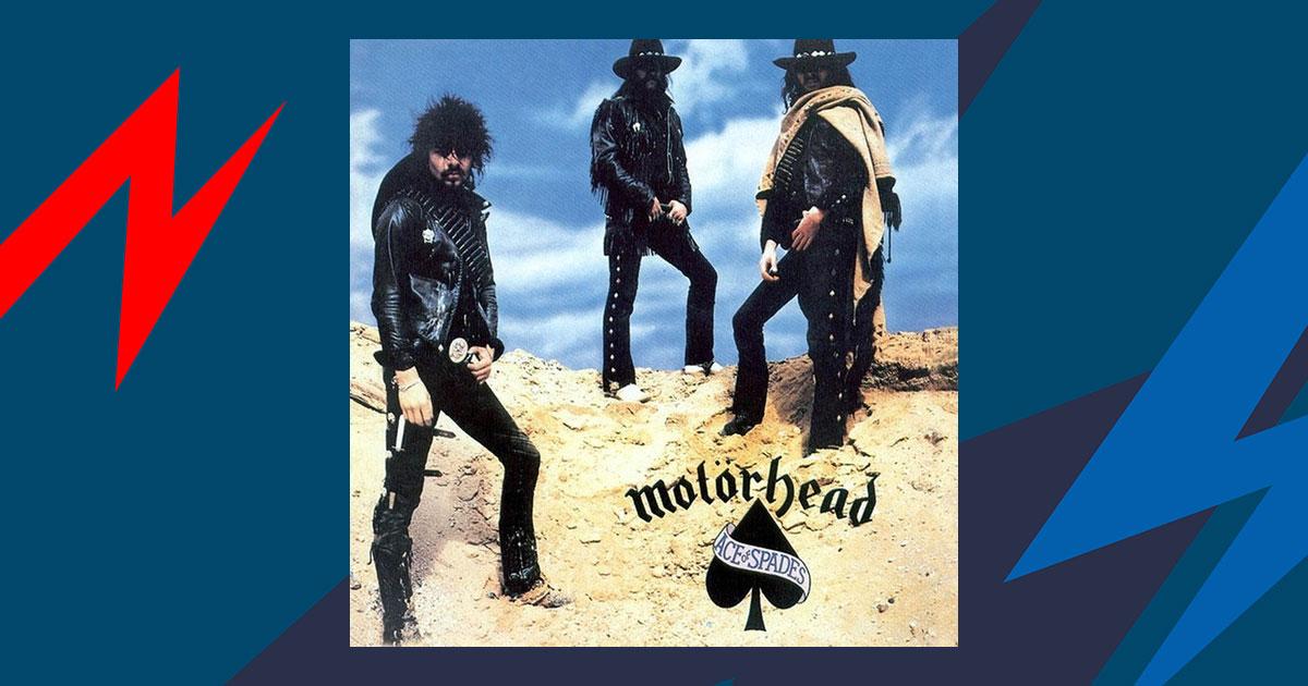 <em>Ace of Spades</em>: 10 Fakten über den Meilenstein von Motörhead