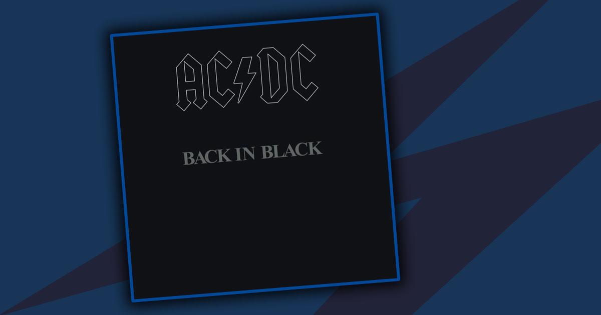 """AC/DC: 20 Fakten über die legendäre Scheibe """"Back In Black"""""""