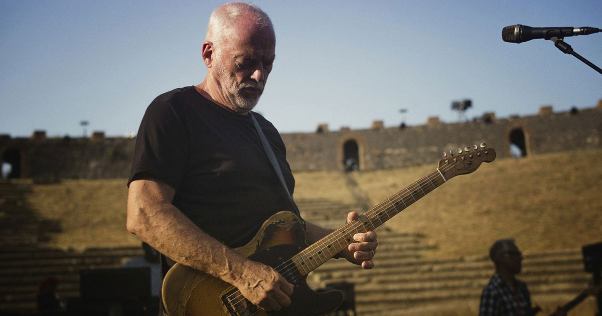 Shine On You Crazy Diamond: David Gilmour wird 74