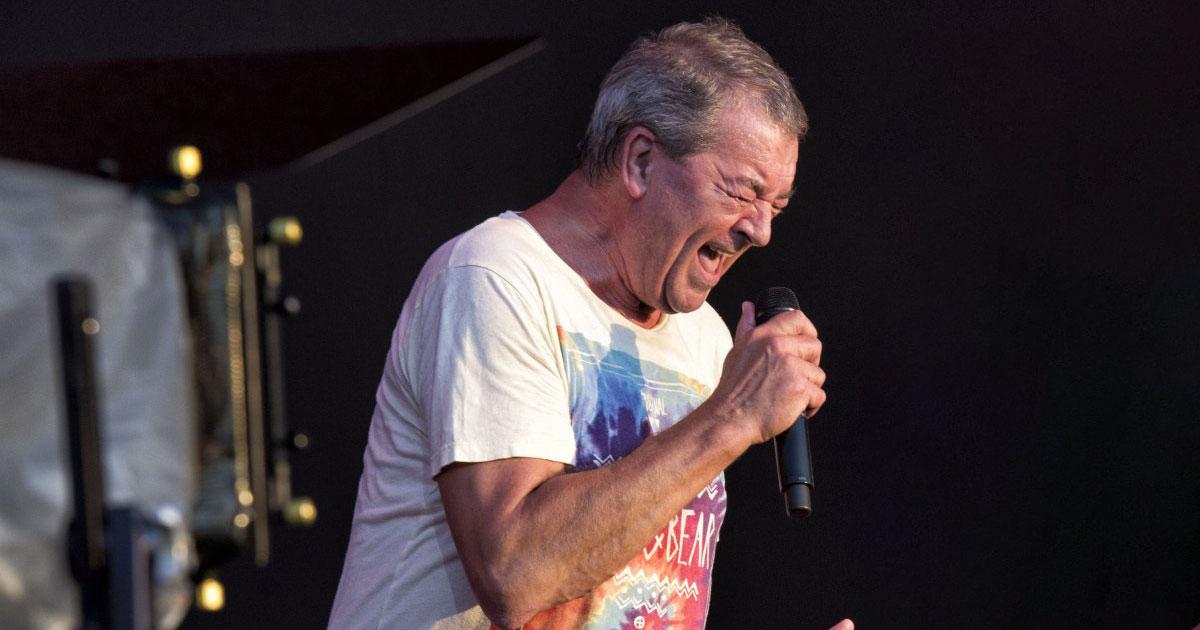 Ian Gillan: 10 Fakten über die Stimme von Deep Purple