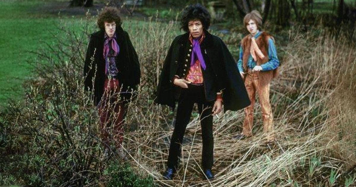 Günter Zint: Der deutsche Fotograf an der Seite von Jimi Hendrix