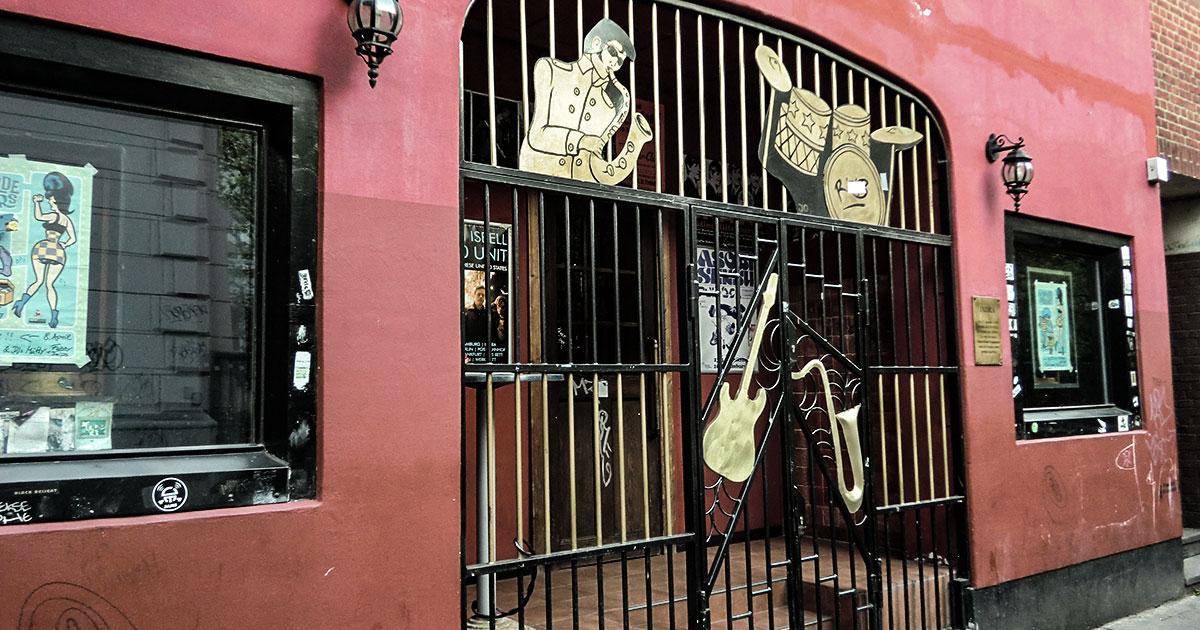 The Beatles: Als die Fab Four zum ersten Mal im Indra rockten