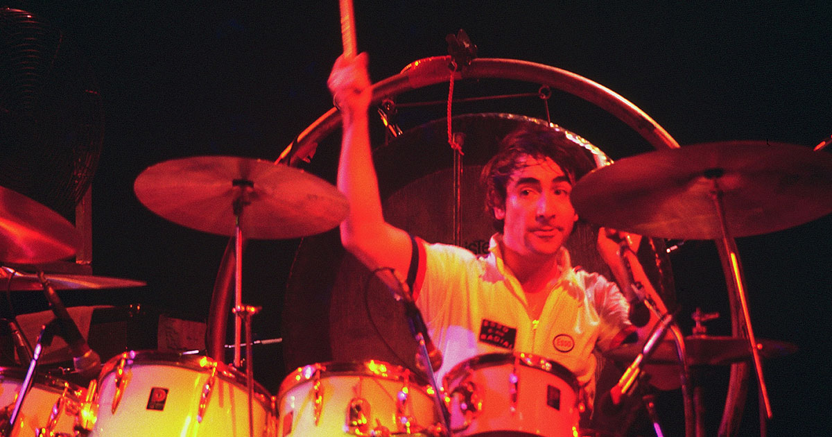 Let's See Action: Die besten Stories von The Who-Drummer Keith Moon