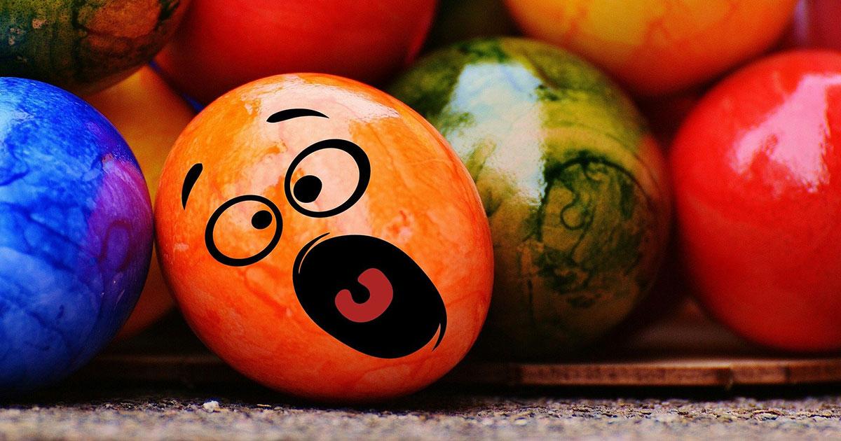 Die 10 besten Rock-Songs... über Eier