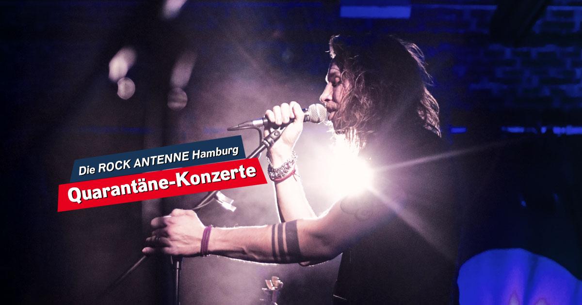Gil Ofarim live im Stream: Die ROCK ANTENNE Hamburg #Stayhomeandrock Konzerte