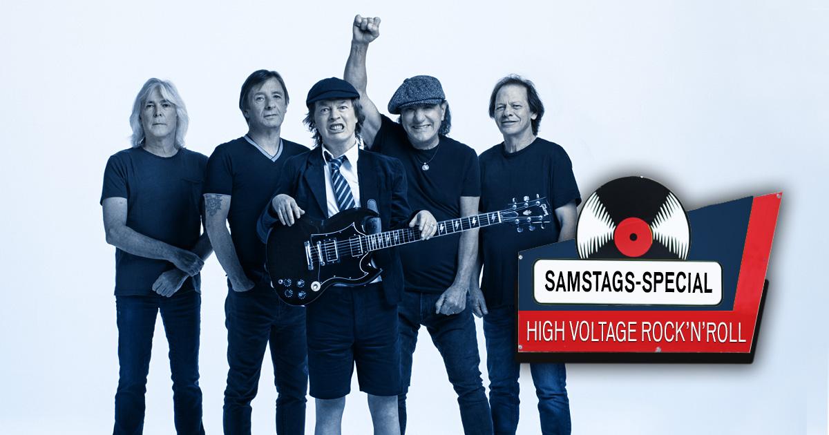 High Voltage - Best of AC/DC: Das ROCK ANTENNE Hamburg Samstags-Special