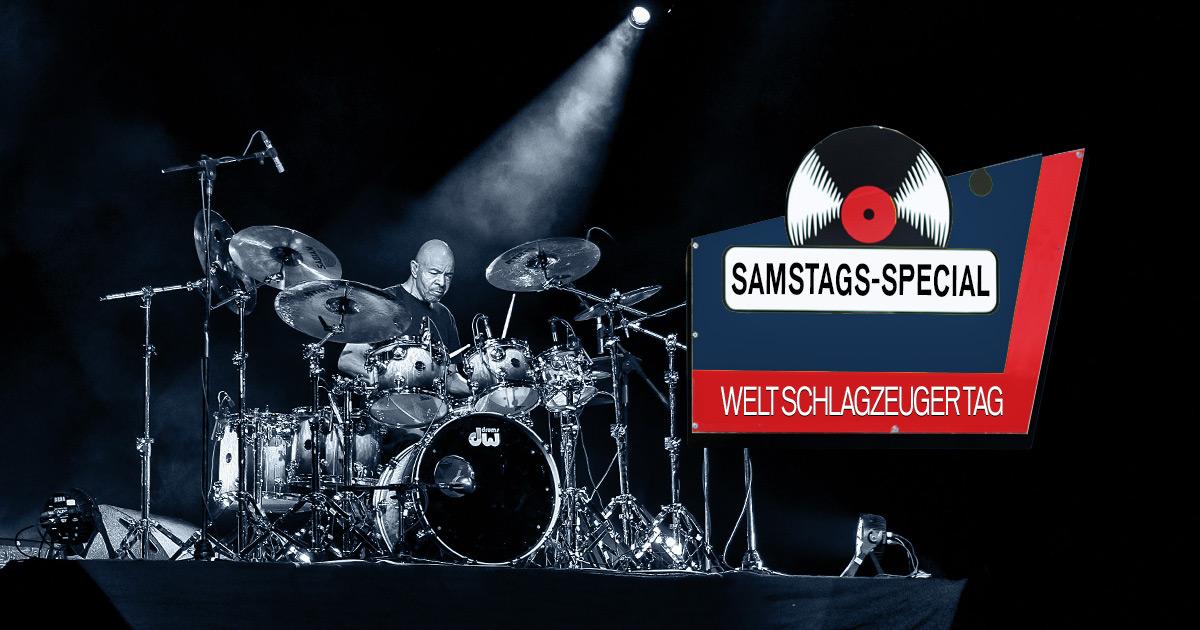 Samstags-Special: Wir feiern Welt Schlagzeuger Tag!