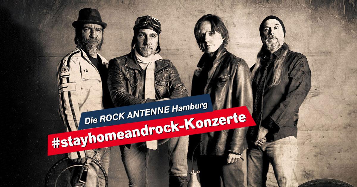 #stayhomeandrock: Das Online-Konzert von Hartmann - präsentiert von ROCK ANTENNE Hamburg