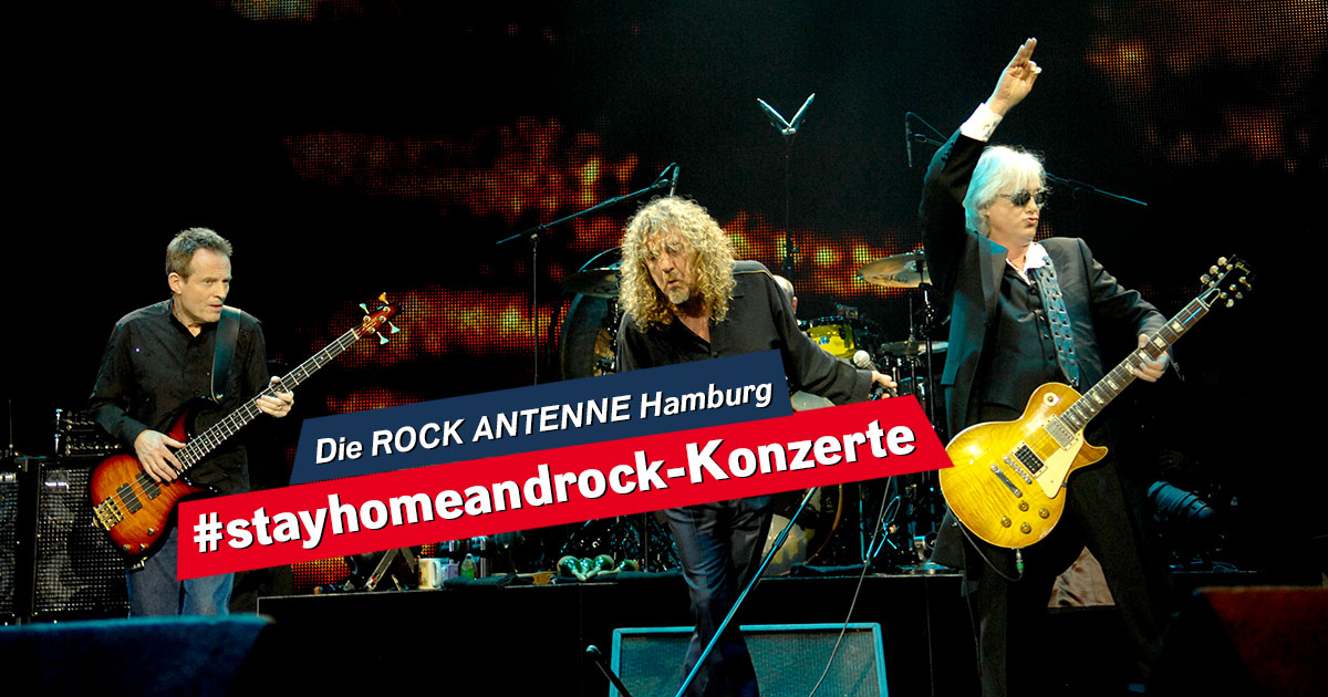 "#stayhomeandrock: Seht hier die ""Celebration Day""-Show von Led Zeppelin"