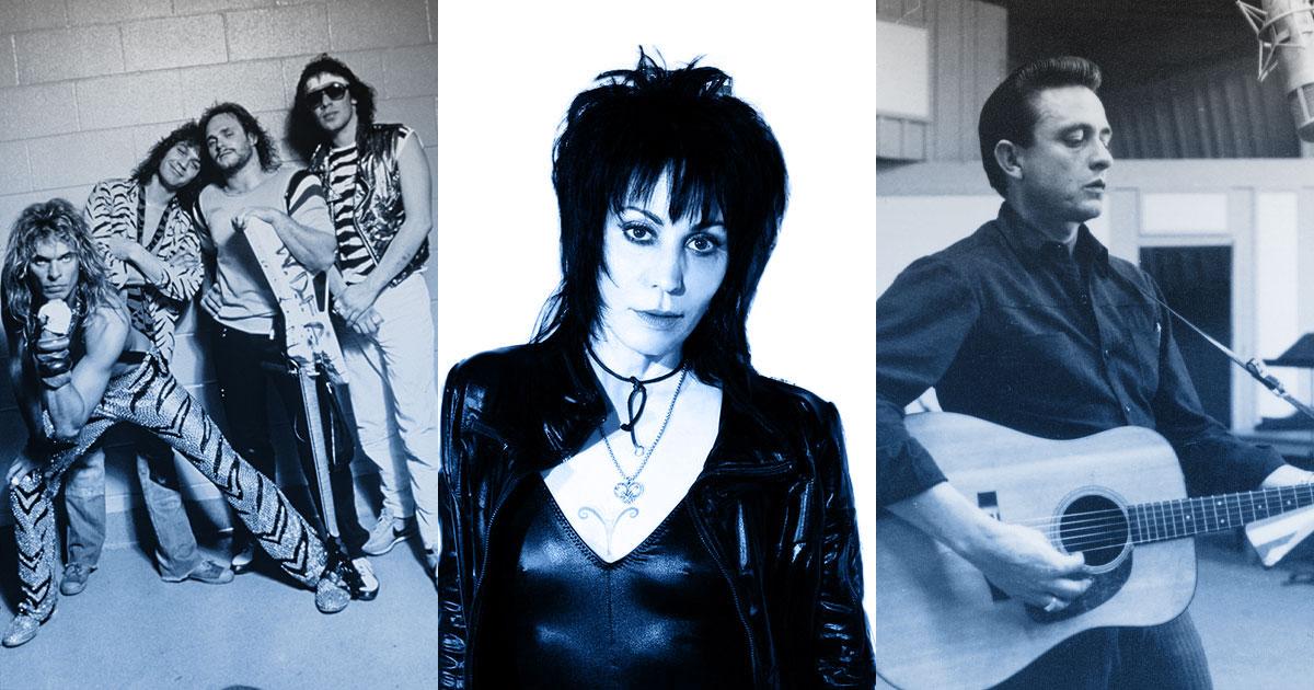 Run For Cover: 10 Rock-Stars, die mit Cover-Songs Erfolge feierten