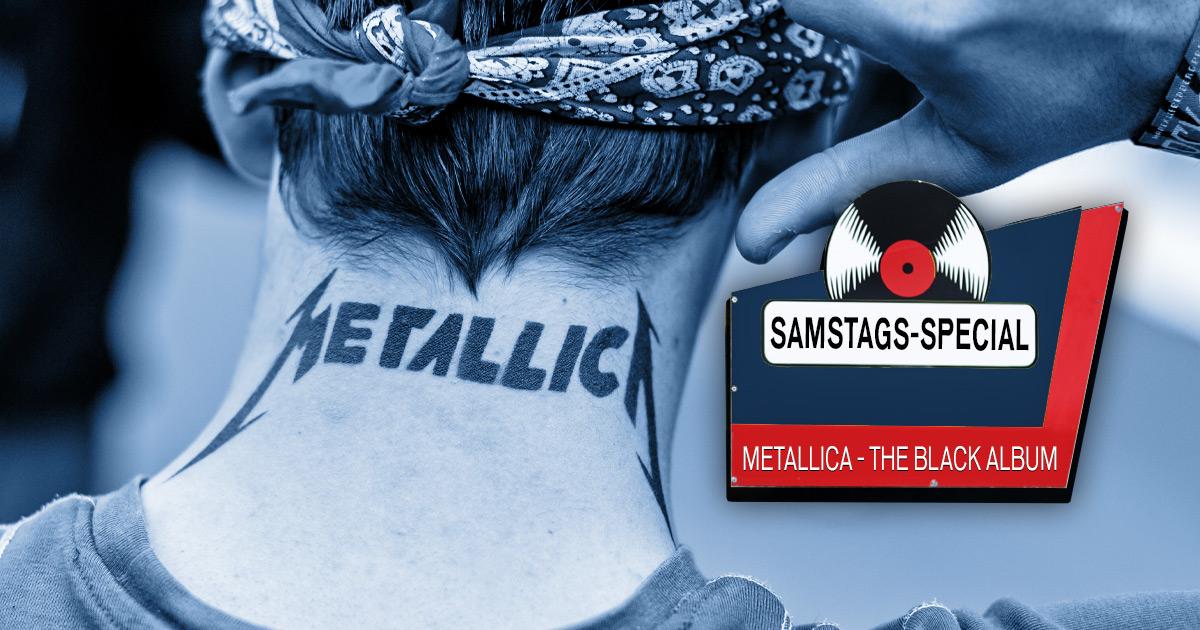 Metallica - The Story of the Black Album: Das ROCK ANTENNE Hamburg Samstags-Special